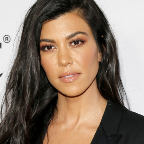 The Affordable $26 Anti-Aging Product Kourtney Kardashian Swears By For Younger-Looking Skin