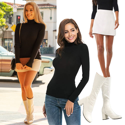 once upon a time in hollywood sharon tate halloween costume