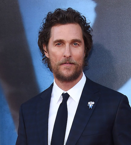 Matthew McConaughey Just Made The Most Shocking Announcement EVER!