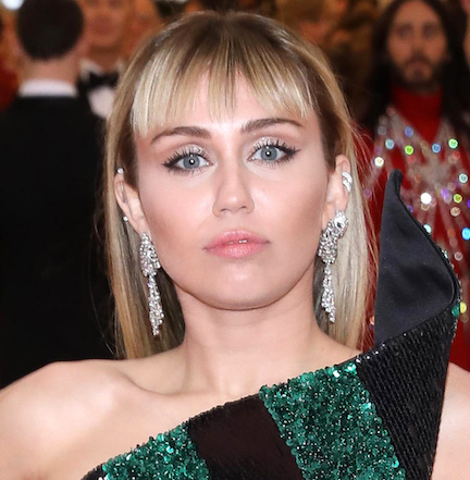 You'll Never Guess What Miley Cyrus Was Just Caught Doing