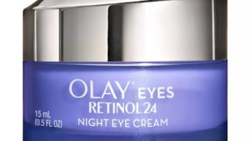 This Super Affordable Retinol Eye Cream Gets Rid Of Fine Lines & Wrinkles For Good–& You Can Get It At Target!