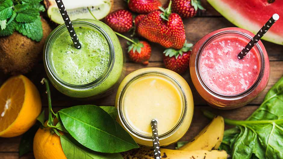 The One Anti-Inflammatory Smoothie That Basically Flushes Belly Fat For A Smaller Stomach, According To Nutritionists
