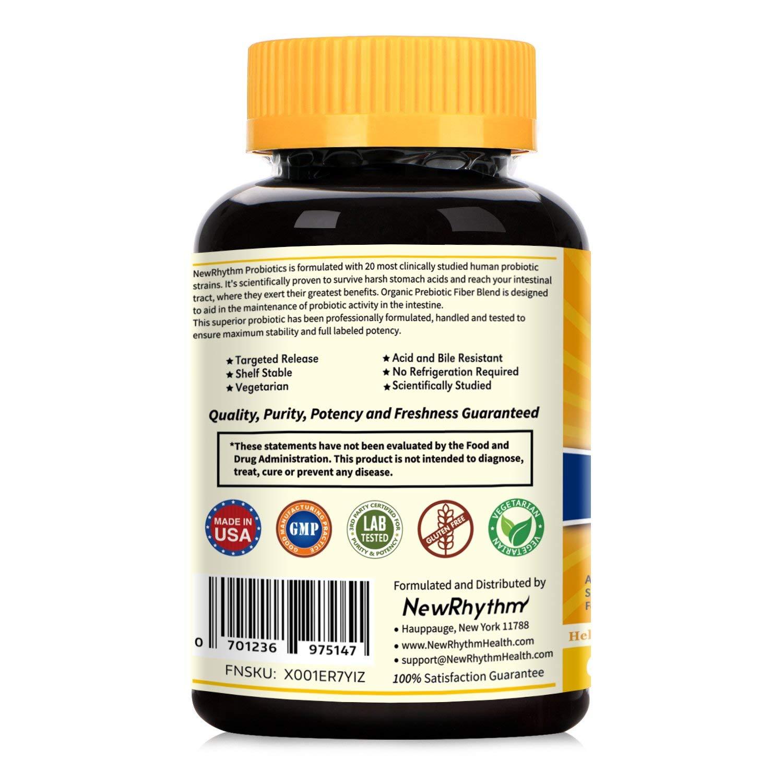 NewRhythm Probiotics