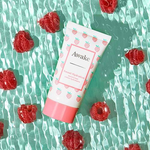 awake beauty sweet hydration moisturizer