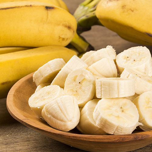 bananas worst fruit for breakfast diet