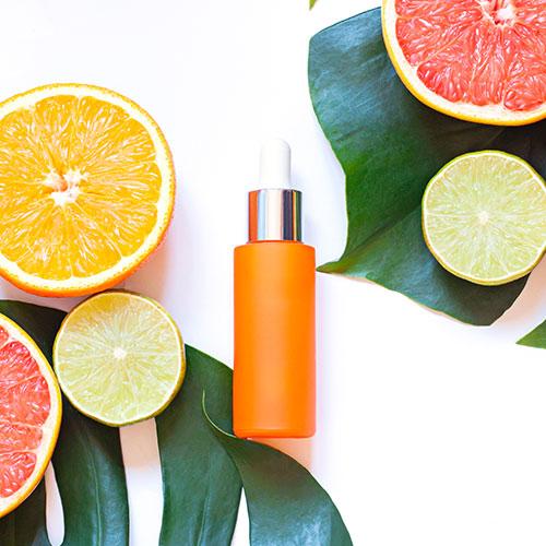 best target anti aging vitamin c serum