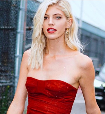 Did Devon Windsor Really Not Realize That Her Outfit Was COMPLETELY Sheer? Everything Is On Full Display!