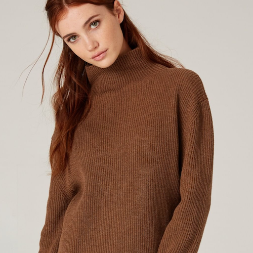 Filosofiala's Cozy (Sustainable!) Sweaters Are The Only Thing I Want To Wear This Fall