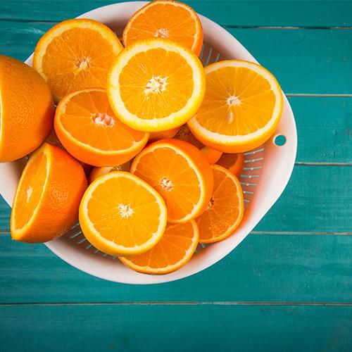oranges boost metabolism