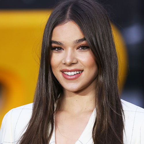 You Might Want To Sit Down Before Seeing The Completely Sheer Dress Hailee Steinfeld Wore—It Shows EVERYTHING!