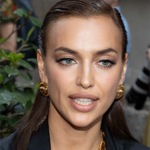 You May Need To Sit Down Before You See The COMPLETELY Sheer Top Irina Shayk Just Wore