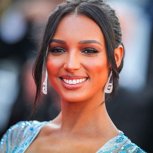 Jasmine Tookes Looked Absolutely AMAZING In This Sheer Bodysuit–This Is The Sexiest We've Ever Seen Her!
