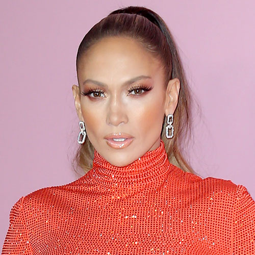 Jennifer Lopez Is Busting Out Of This Low-Cut Outfit—It's Definitely Too Sexy For Public