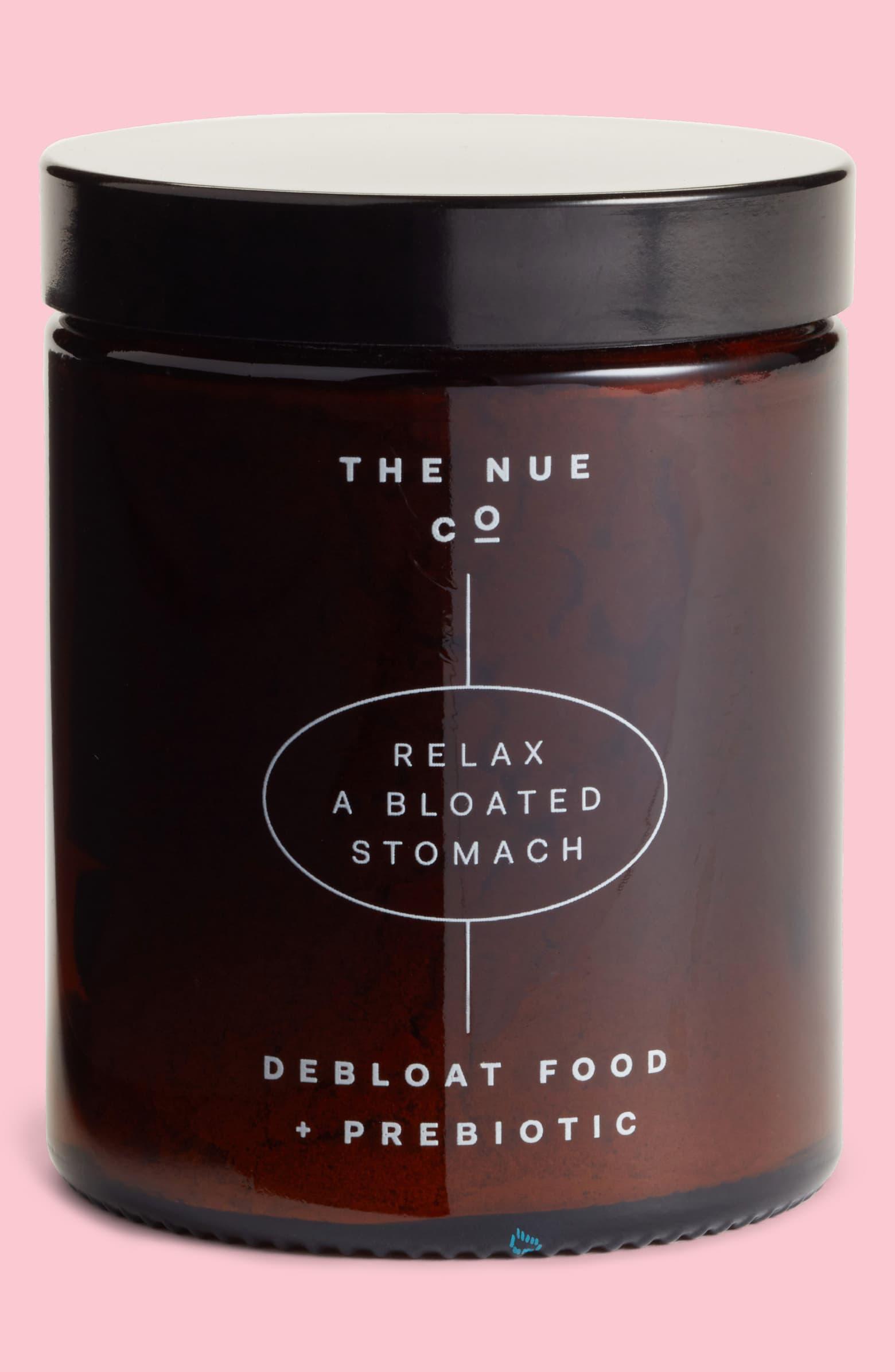 The Nue Co. Debloat Food + Prebiotic Dietary Supplement