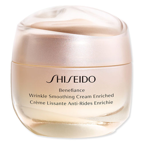 best new shiseido anti aging face cream for fine lines and wrinkles