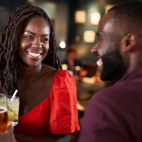 How To Look And Feel Your Best On A Date If It's Been A While