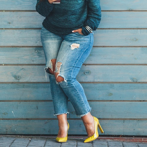 3 Things Every Woman With Big Thighs Should Know About Looking Good In Jeans