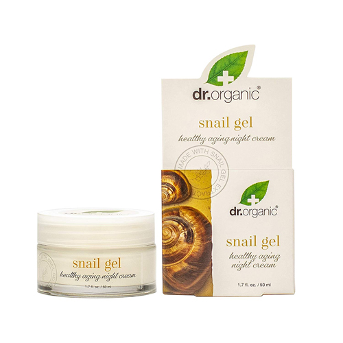snail gel anti aging skincare
