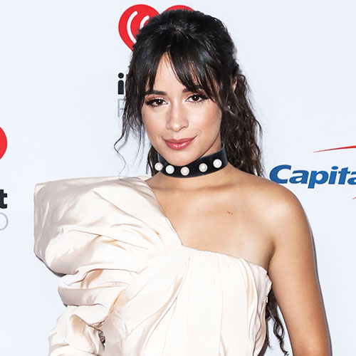 We Can't Believe Camilla Cabello Got Away With Wearing This High-Slit Dress On TV–Her Legs Look AMAZING!