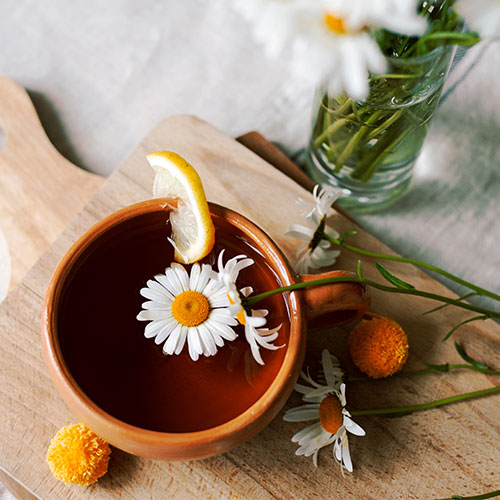best chamomile metabolism boosting tea before bed