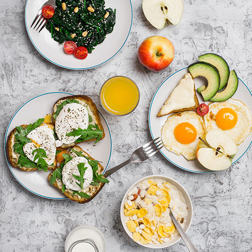 4 Foods You Should Eat Every Morning To Kickstart Your Metabolism And Lose Weight Fast Over 40