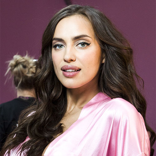 We STILL Can't Get Over The Completely Sheer Dress That Irina Shayk Wore In Public!