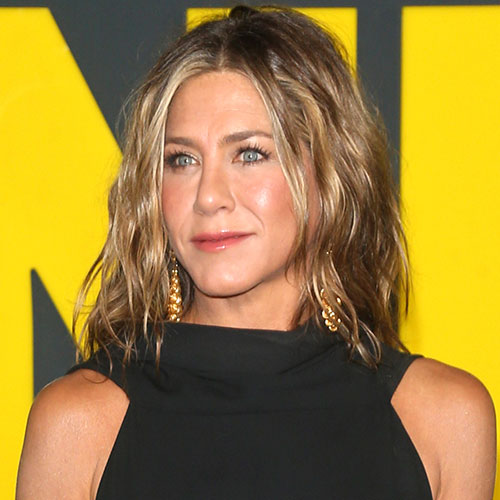This Black Dress Jennifer Anniston Just Wore Is SO Sexy, It's Going To Blow You Away