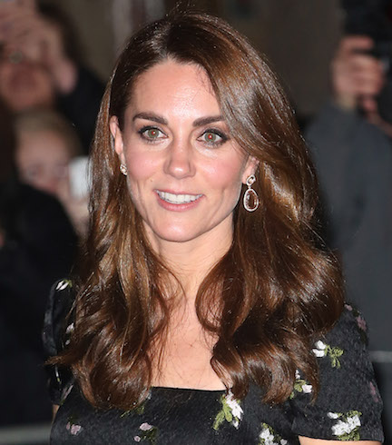 Kate Middleton Really Put It ALL On Display In This Completely Sheer Dress–Is This Even Allowed??