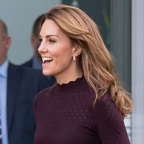 Kate Middleton lighter hair