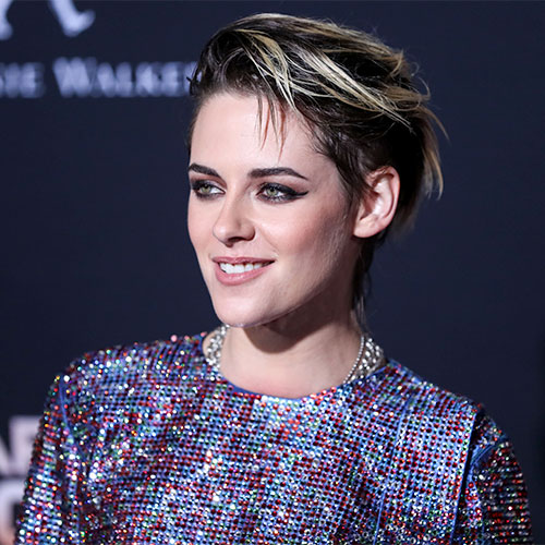 This May Be The Tiniest Mini Dress Kristen Stewart Has EVER Worn--Her Legs Look Amazing