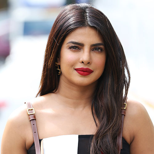 Priyanka Chopra Just Let It All Hang Out In A Sexy Low-Cut Top—She's Never Looked Better!