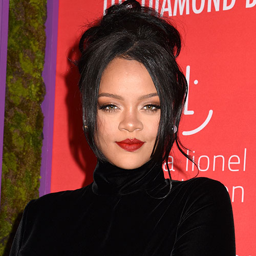 Rihanna Just Stripped Down To A Tiny Bikini--It Leaves VERY Little To The Imagination