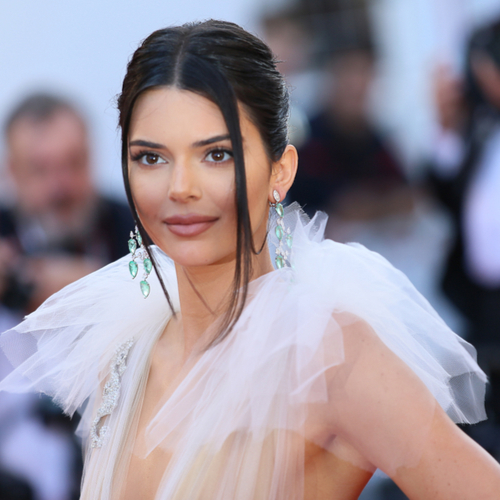 Kendall Jenner Just Wore The Sexiest Mini Dress—& Now We Want One!