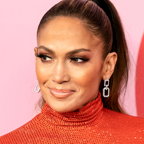 Jennifer Lopez's White Mini Dress Is Too Hot To Handle–See The Pics!