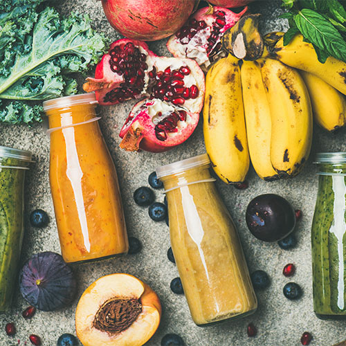 4 Anti-Inflammatory Smoothie Recipes You Should Be Drinking For Lower Belly Fat, According To A Nutritionist