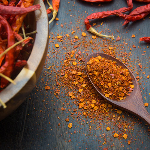 best spices to add to soup to speed metabolism and burn calories
