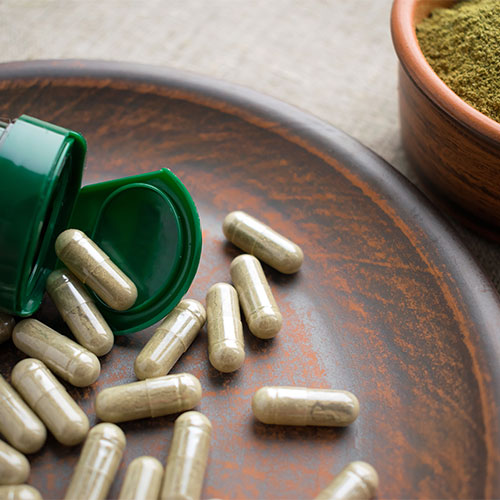 4 best morning supplements for a smaller stomach
