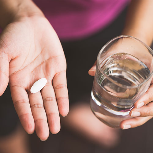 4 Morning Supplements Every Woman Should Be Taking Because They Basically Flush Belly Fat For A Smaller Stomach