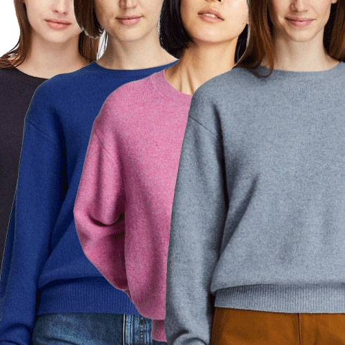 We Found The Coziest $39 Sweaters That Won't Itch–EVER