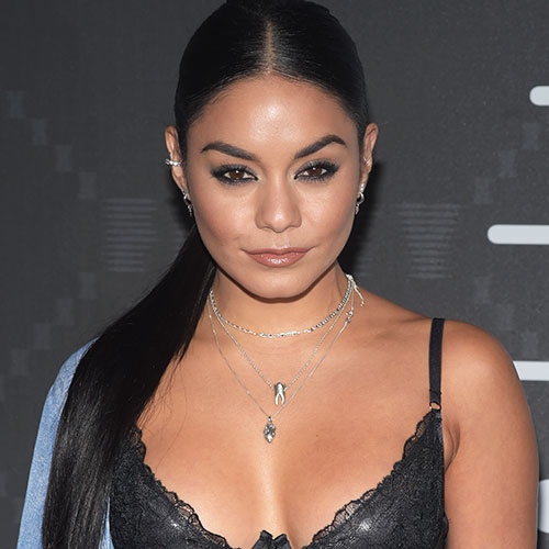 Vanessa Hudgens Just Let It All Hang Out In A Sexy Low-Cut Top—She's Never Looked Better!