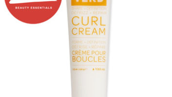 This $16 Curl Cream Tames Frizz *And* Locks In Moisture For All Day Softness