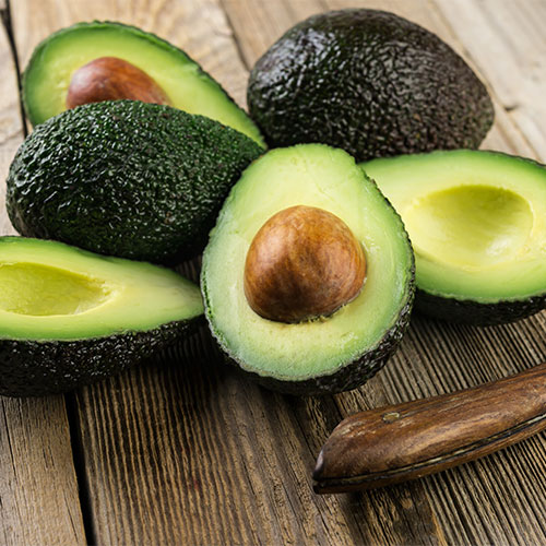 avocado for flat stomach