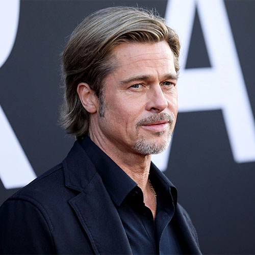 Brad Pitt's Got A New Girlfriend… And You've Definitely Seen Her Before