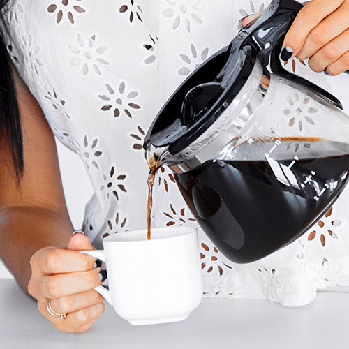 The One Thing Experts Say You Should NEVER Do When Brewing Coffee In The Morning Because It Slows Down Your Metabolism