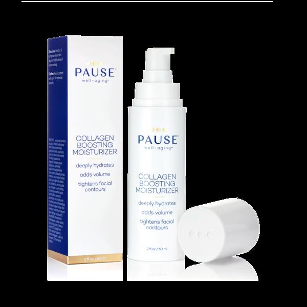 pause skincare 30% off sale collagen moisturizer amazon