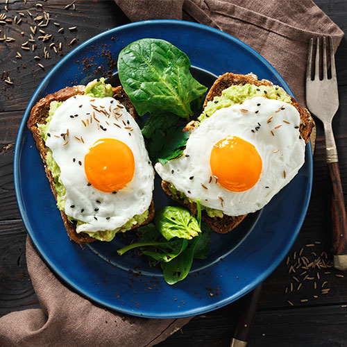 quick morning egg recipes