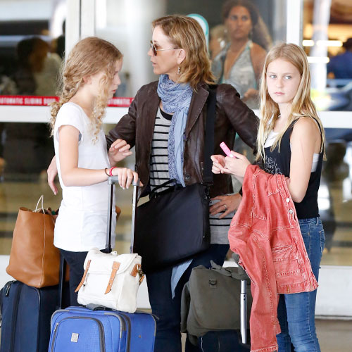This HUGE News About Felicity Huffman & Her Daughters Just Got Out!