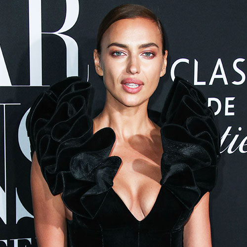 We STILL Can't Get Over The Dangerously Low-Cut Dress That Irina Shayk Wore On The Red Carpet!