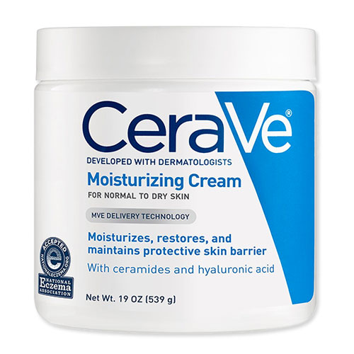 best anti aging drugstore moisturizers dermatologists recommend for women over 40