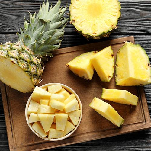 pineapple juice anti-inflammatory properties